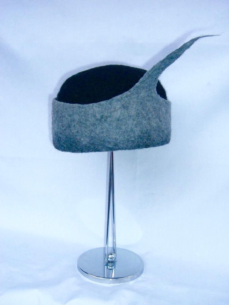 1. felt hat