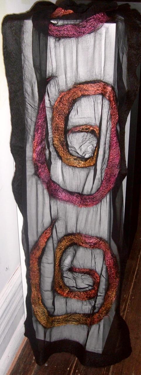 Pat Dixon Textiles Veil 2