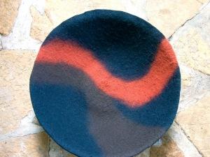 Pat Dixon Textiles Earth Vessel