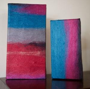 Pat Dixon Textiles Silk Paper Objects